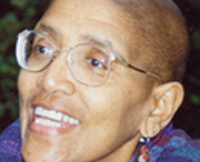 Audre in 1992