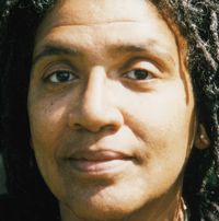 Audre in 1989